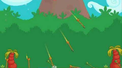 Air-strike arrows