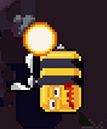 Bee - 100th Game skin