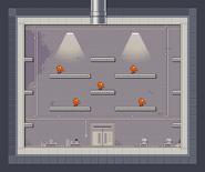 Nitrome Must Die 1-10 orange nose enemies