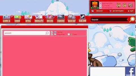 Nitrome avatars - Search bar (Worker avatar)