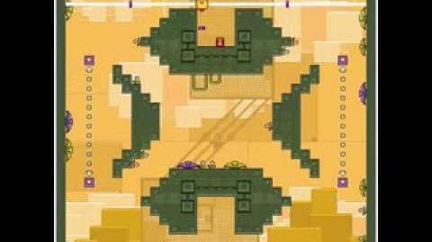 Nitrome avatars - Plunger (Canary avatar)