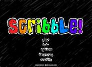 Scribble menu