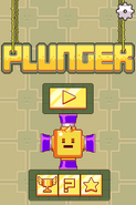 Plunger Titlescreen