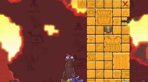 Temple Glider, level 6