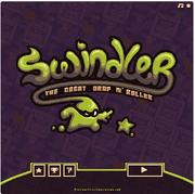 Swindler f