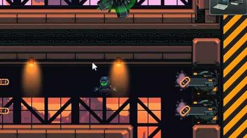 Miniclip Nitrome Final Ninja Zero Level 20