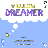 Yellow Dreamer menu