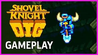 Shovel Knight Dig PAX demo