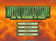 Dirk Valentine menu