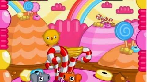 Nitromes third game Chick Flip Level 4