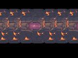 Volcanic serpent