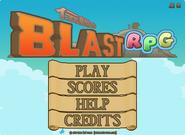 Blast RPG menu