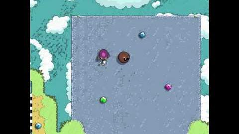 Nitrome Fluffball - level 14