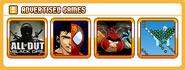 Advertised games 2.1