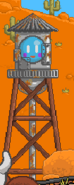 Hot Air Water Tower