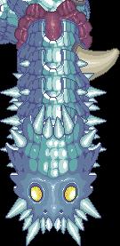 Ice Dragon Serpent