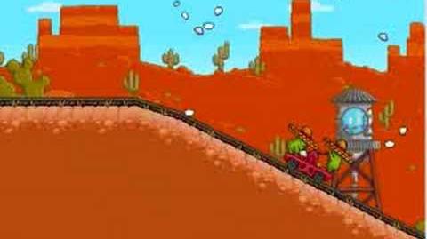 NitromeGamer off the Rails - Level 18