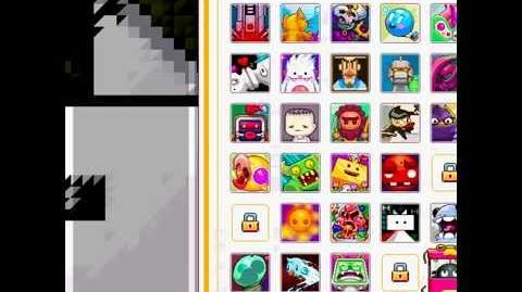 Nitrome avatars - Ditto skin (Dangle avatar)