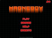 Magneboy menu