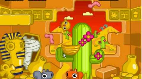 Nitromes third game Chick Flip Level 2