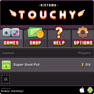 Nitrome touchy blog