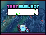 Test Subject Green Featured