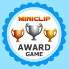 Miniclip Award Game Blue