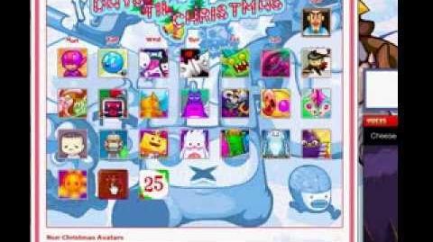 Nitrome avatars - Ice Temple skin (BC Bow Contest avatar)