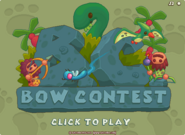 B.C. Bow Contest menu