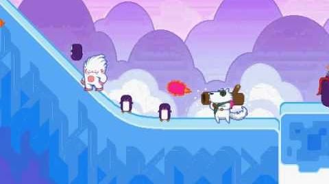 Nitrome - Snow Drift Level 17