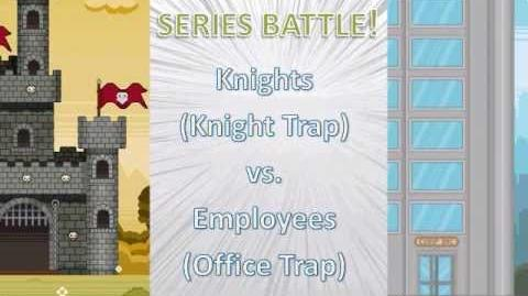 Battle of the Week - Knights vs. Employees