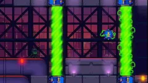 Final Ninja - level 4