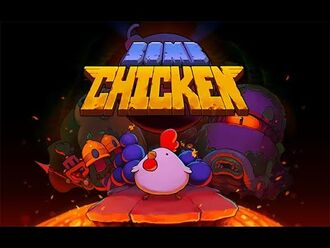 Bomb Chicken on your mobile devices. OUT NOW!