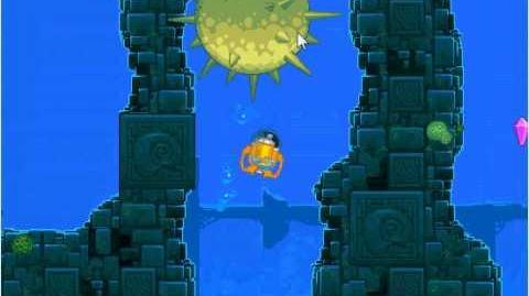 Aquanaut - level 17