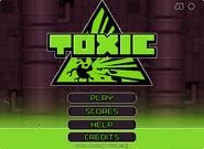 Toxic menu