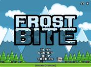 Frost Bite menu
