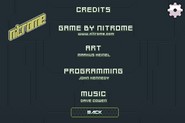 NT Test Subject Arena Credits
