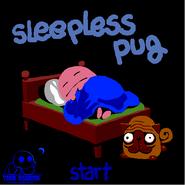 Sleepless Pug Menu