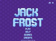 Jack Frost menu