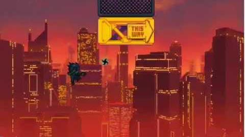 Final Ninja - level 1