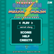 Mega Mash menu