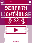 Beneath the Lighthouse menu