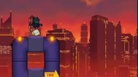 Final Ninja - level 12