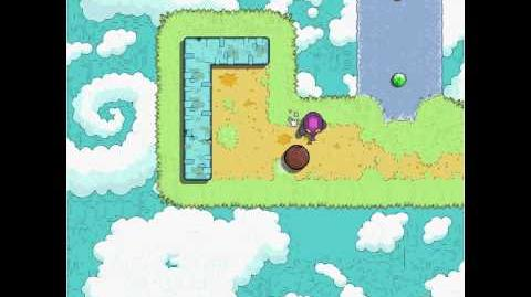 Nitrome Fluffball - level 17