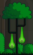 Large snot tree
