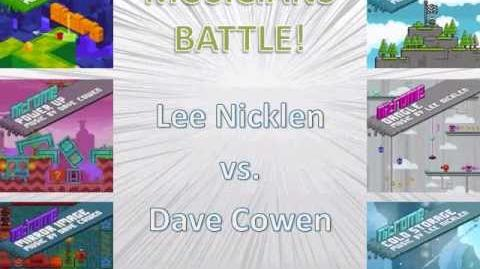 Battle of the Week - Lee Nicklen vs. Dave Cowen