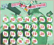 Christmas 2014 avatars