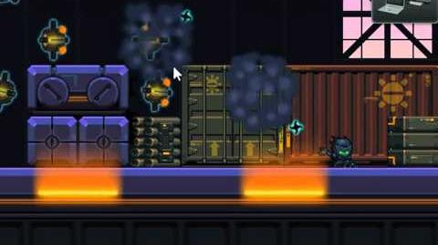 Miniclip Nitrome Final Ninja Zero Level 22