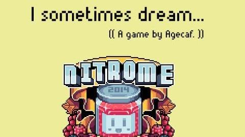 Jam:I sometimes dream      Nitrome Wiki   FANDOM powered by