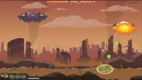 Miniclip Nitrome Bullethead walkthrough gameplay level 2